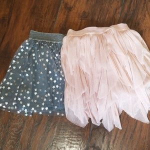 Tulle skirts size 2T